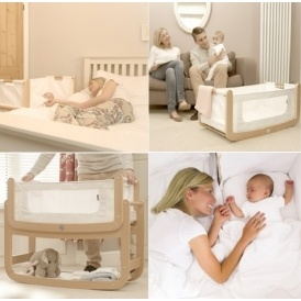 £20 Off Snuzpod 2 3-In-1 Crib @ Cuckooland
