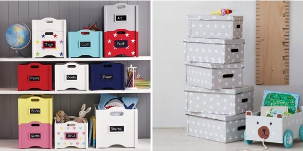20% Off Toy Boxes TODAY ONLY @ Great Little Trading Company