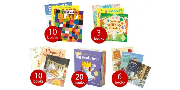 Playpennies Exclusive: 10% Off Children's Books (With Code) @ The Book People