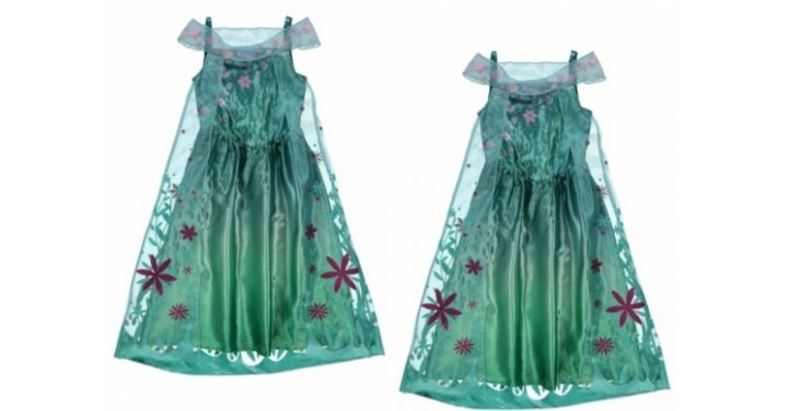 Disney Frozen Fever Elsa Fancy Dress Costume 163 12 50 Asda