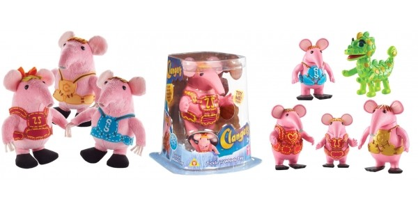 Up To 80% Off Clangers Toys: Now From £1 @ Smyths Toys