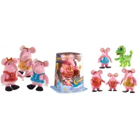 Clangers Toys From £1 @ Smyths