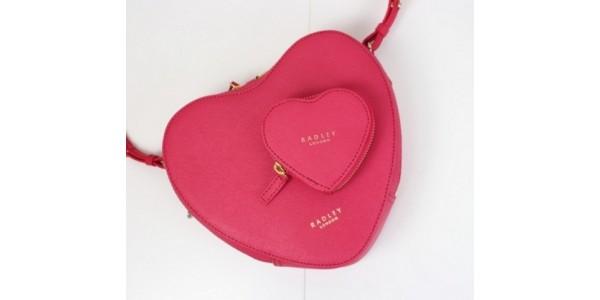Limited Edition Heart Purse & Bag For British Heart Foundation @ Radley