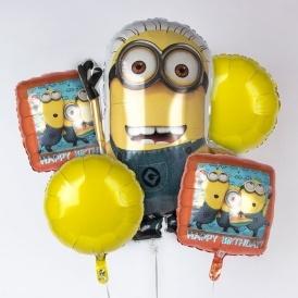 Minions Balloon Bundle £4.99 @ Argos