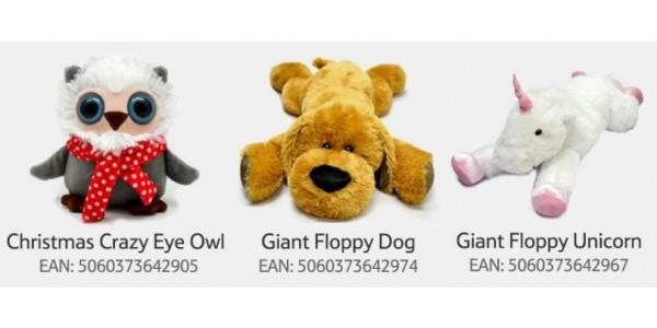 Tesco Recall Soft Toys Due To Choking Hazard