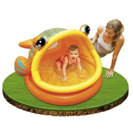 Lazy Fish Baby Pool / Ball Pit £8.99