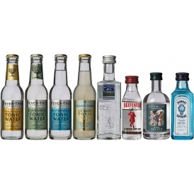 Ultimate Gin and Tonic Collection £12