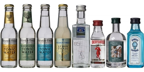 Fever Tree Ultimate Gin and Tonic Collection £12 @ Amazon