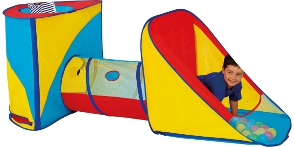 Chad Valley Pop 'n' Fun Large Combo Play Tent £12.99 Delivered @ eBay Store: Argos