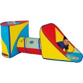 Pop 'n' Fun Large Combo Play Tent £12.99
