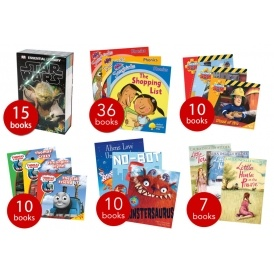 Up To 85% Off + Extra 10% Off Kids' Books