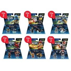 Lego Dimensions Fun Packs £5 and 3 for 2