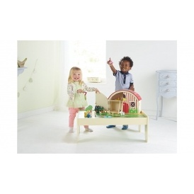 New In: Wooden Toys @ Asda George