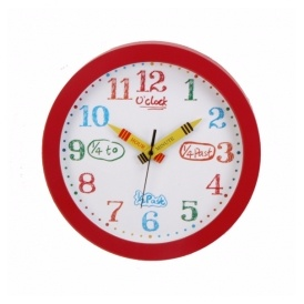 George Tell The Time Clock £8 @ Asda George