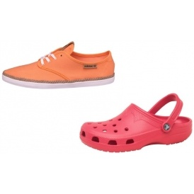 Footwear From 99p @ M and M Direct