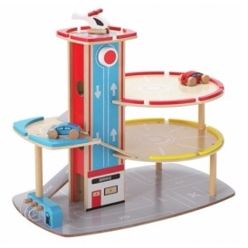 Chad Valley Wooden Parking Garage £14.99