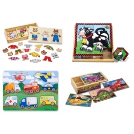 Up To 40% Off Melissa & Doug Puzzles