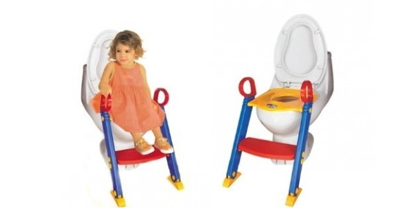 Potty Training Toilet Ladder Seat Steps £10.97 Delivered @ Amazon Seller: Pakeeza