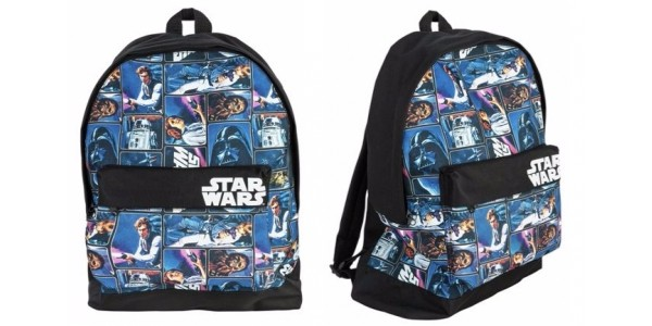 Star Wars Retro Backpack £7.49 @ Argos