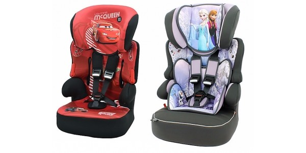 Disney Booster Seats From £32.50 Pre-Order @ Mothercare