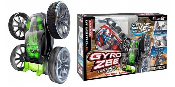 Silverlit Remote Controlled Gyro Zee £14.99 @Argos