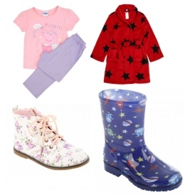 20% Off Kidswear + 99p Delivery @ Peacocks