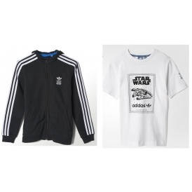 Up To 50% Off Star Wars Kid's Range @ Adidas