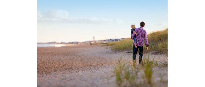 Do Dads Do 'Glory' Parenting?