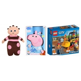 3 For £20 On Selected Toys @ Asda