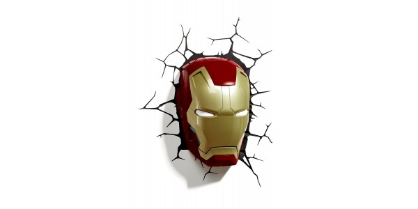 Marvel 3D Ironman LED Light £23.07 Delivered @ Amazon