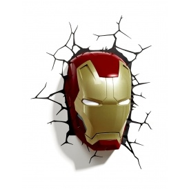 Marvel 3D Ironman LED Light £23.07