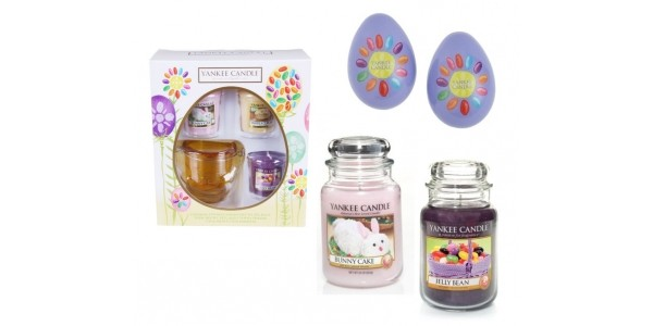 Easter 2016 Yankee Candles: 15% Off & Free Delivery @ Internet Gift Store