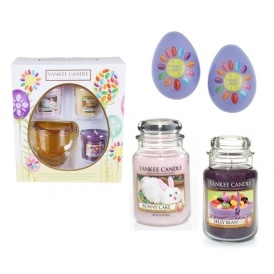 Easter Yankee Candles: 15% Off & Free Del