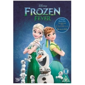 Frozen Fever DVD £1 @ Tesco Direct