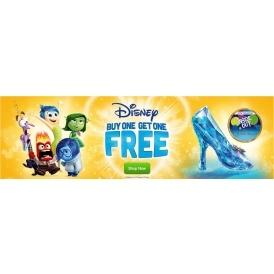 BOGOF On Disney DVDs & Blu-rays