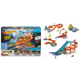 Hot Wheels Mega Car Garage Set £39.99