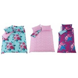 1/2 Price Floral Bedding Sets @ Argos