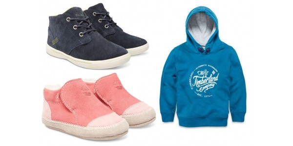 Up To 50% Off Sale @ Timberland