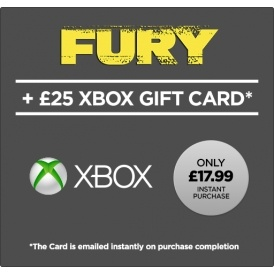 £25 Xbox Gift Card for £17.99