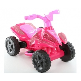 Roadsterz 6V Electric Ride On Pink Quad £20