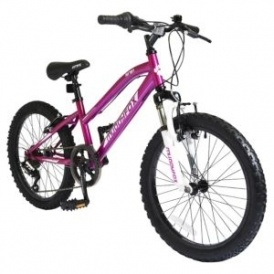 "Muddyfox Siren 20"" Kids' Hardtail Bike £65"