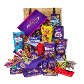15% Off All Mothers' Day Gifts @ Cadbury