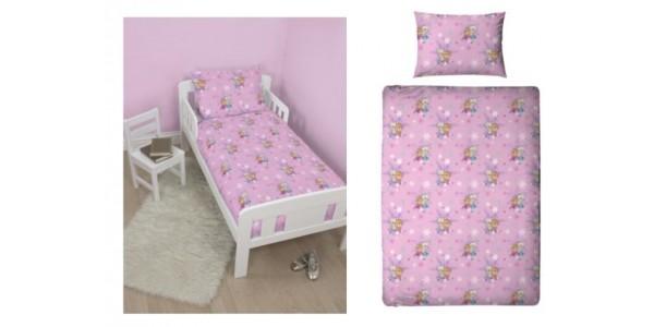 Disney Frozen Junior Bedding 4 In 1 Bundle Now £13.99 @ Tesco Direct