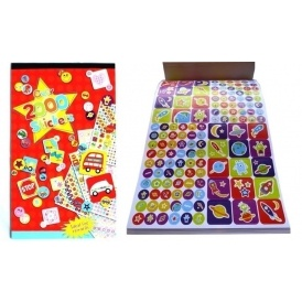 Pad Of 2000 Stickers £1.99 Delivered