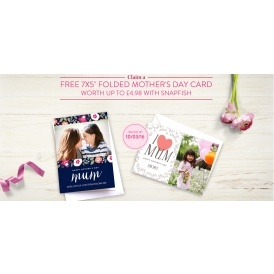 FREE Personalised Mothers' Day Card