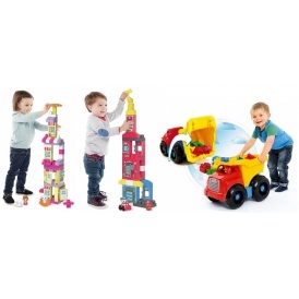 Mega Bloks First Builders Sets Reduced