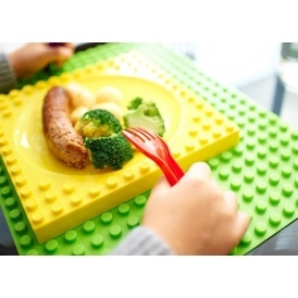 Placematix (Lego Style) Children's Tablewear