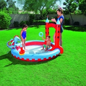 Bestway Castle Play Pool £15.22 @ Amazon