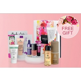 FREE Mother's Day Beauty Box WYS £25
