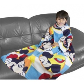 Kid's Sleeved Fleece Blankets £3